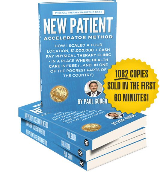 Paul Gough's New Patient Accelerator Method - The Book
